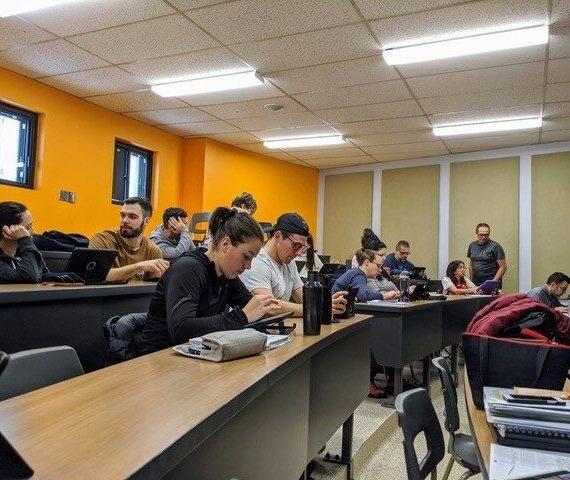 Journée de formation en éducation physique et à la santé : l'intégration du numérique