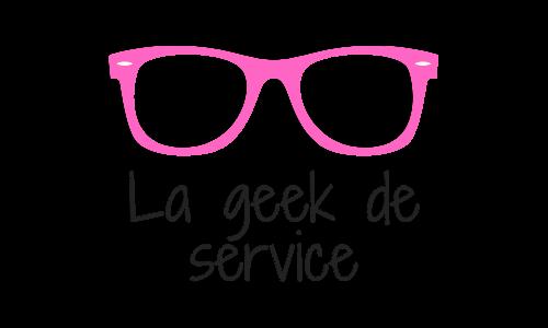 La geek de service